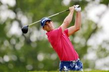 Billy Horschel takes early lead on tough Congressional