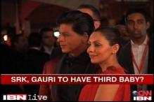 Bolly Buzz: Shah Rukh Khan, Gauri planning to have third child