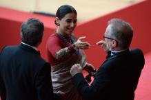 Glad I didn't succumb to fashion pressure at Cannes: Vidya