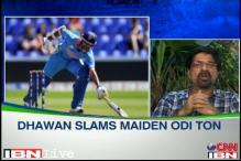 Dhawan has matured as a cricketer: Srikkanth
