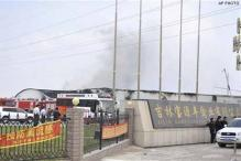 Death toll rises to 120 in China's poultry plant fire