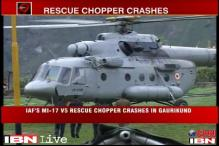 Uttarakhand: Eight bodies recovered after IAF's rescue chopper crashes