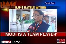 Modi is a team player, says BJP leader CP Thakur
