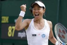Kimiko Date-Krumm, aged 42, reaches Wimbledon third round
