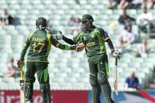 Pakistan beat South Africa on a canter in Champions Trophy warm-up