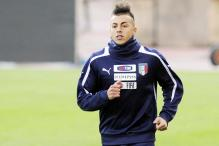 Stephan El Shaarawy sits out Italy training at Confederations Cup
