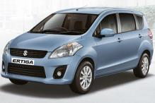 Ertiga Green: Maruti launches CNG Ertiga at Rs 6.52 lakh onwards