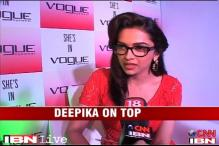 Chennai Express: In conversation with Deepika Padukone