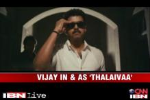 Sneak peek of Ilayathalapathy Vijay's highly anticipated film 'Thalaivaa'