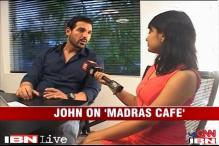 John Ibrahim talks about his movie 'Madras Cafe'