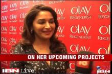 Watch: Madhuri Dixit on her upcoming projects