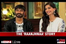 Sonam Kapoor, Dhanush talk about their movie 'Raanjhnaa'