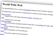 The elusive search for the first ever Web page