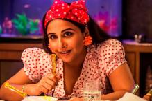 Love getting into new looks for my films: Vidya Balan