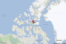 Group of tourists stuck in Canadian Arctic, await rescue