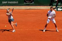 Hradecka-Cermak win French Open mixed doubles trophy