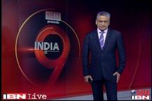 Watch India @ 9 with Rajdeep Sardesai