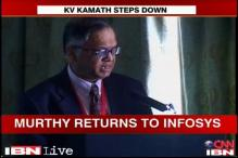 Infosys appoints Narayana Murthy as Executive Chairman of Board