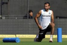 Injured Irfan Pathan out of tri-series, Shami Ahmed called up