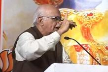 BJP leadership indicates party work will go on with or without Advani