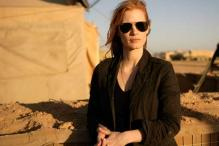 Not playing Hillary Clinton role in the biopic: Jessica Chastain