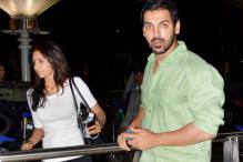 Where to John Abraham? Actor spotted with girlfriend Priya Runchal at the airport