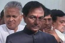 Two Cong MPs formally join Telangana Rashtra Samithi