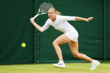 Kaia Kanepi confident ahead of Laura Robson clash