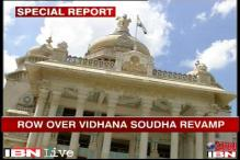 Row over Karnataka Vidhana Soudha renovation