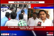 Telangana march: Congress should no more delay the decision, says KTR