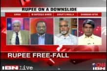 The Last Word: What are the implications of the rupee's slide?