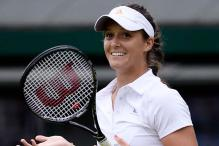 Robson upsets 10th-seeded Kirilenko at Wimbledon