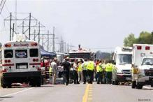US: 1 dead in Louisiana chemical plant explosion
