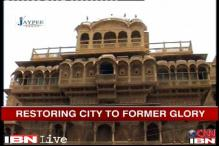 Citizens unite to restore and revamp Jaisalmer