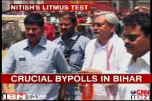 Maharajganj bypoll a litmus test for Nitish, Lalu
