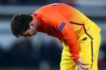 Barca clear Messi to play in World Cup qualifier