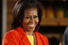US: Protestor interrupts Michelle Obama's speech