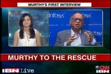 NR Narayana Murthy's first interview after his return to Infosys