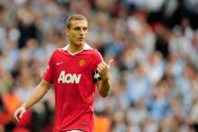 AC Milan going after United captain Vidic: report