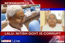 Newsmaker of the Day: Lalu Prasad