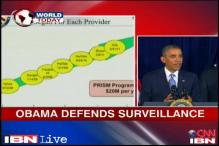 Obama defends phone surveillance, says no one can have 100 pc privacy