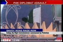 Pakistan ups rhetoric over diplomat's accident in Delhi
