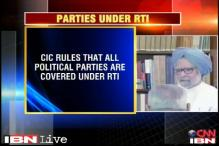 All political parties come under the ambit of the RTI Act: CIC