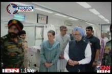 J&K: PM Manmohan Singh inaugurates Pir Panjal rail tunnel