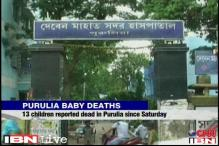 WB: 13 children dead in over 36 hours in a Purulia hospital