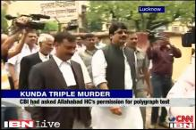 Kunda killings: Raja Bhaiya agrees to undergo polygraph test