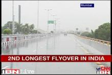Mumbai's longest flyover is now open to the public