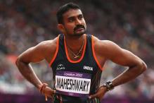 Triple jumper Renjith Maheswary qualifies for World Championships