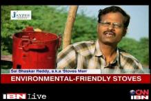 IITian provides smoke-free stoves to remote villages