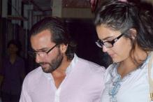 Snapshot: Rare! Saif Ali Khan spotted with daughter Sara